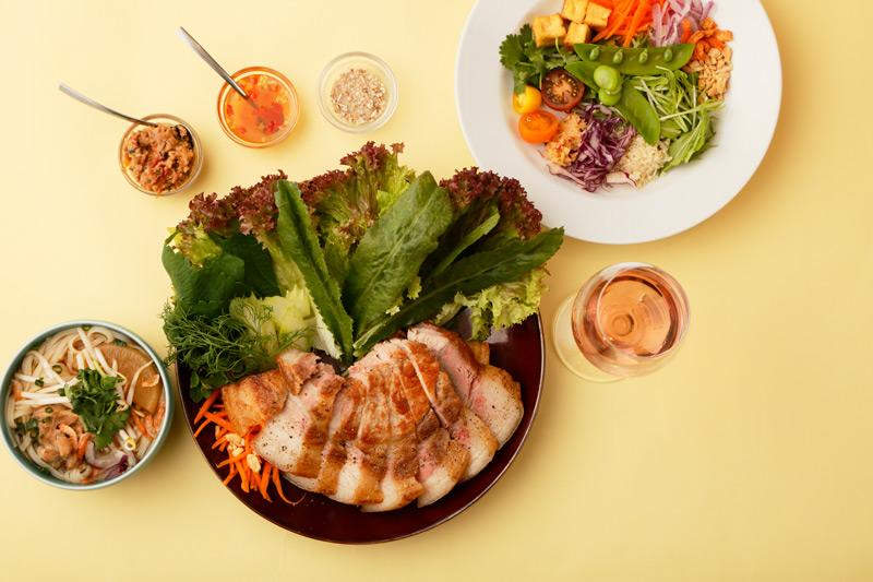 coci コチ spring menu
