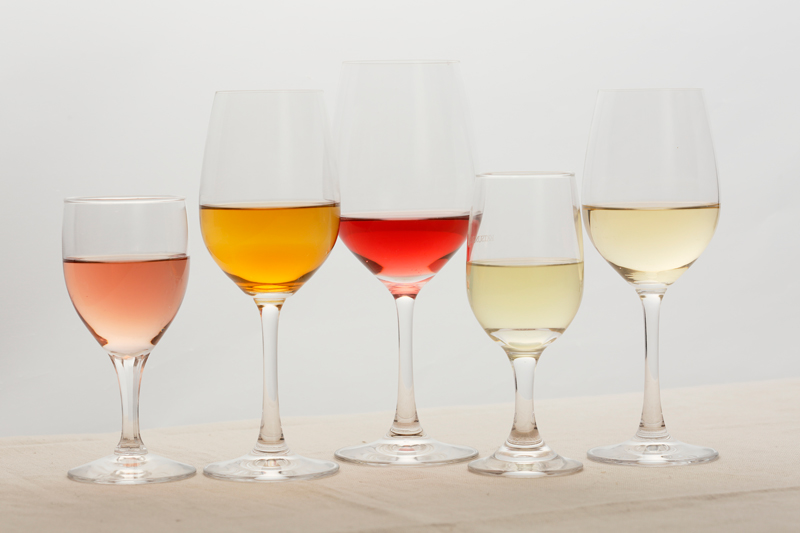 Pastel Color Wine for Spring Taste image
